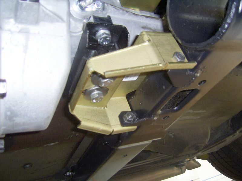 TKO Rear Mounting Bracket for C3 Corvette