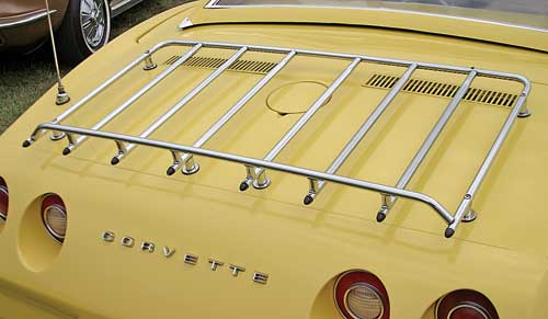 Corvette C3 Fiero Luggage Racks