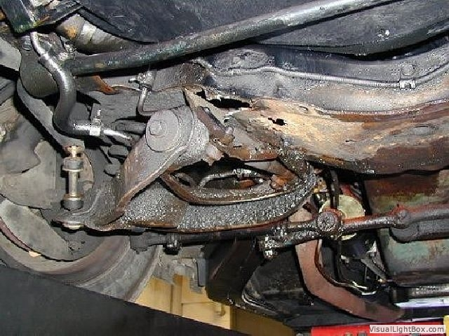 C3 Corvette Rust Issues And Frame And Body Corrosion