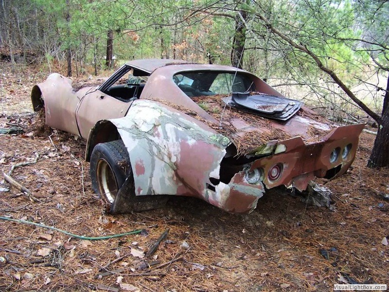 Lost Salvage Yards Autos Post